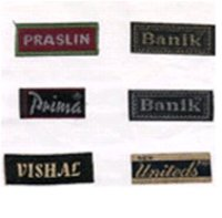 Self Adhesive Woven Label