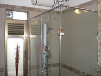 Big Wheels Shower Enclosure