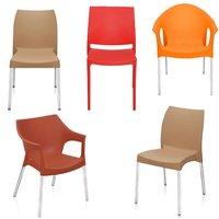 Designer Plastic Chairs