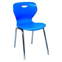 Moulded Stylish Plastic Chairs