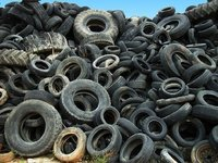 Nylpne And Radial Tyre Scrap