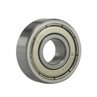 Carbon Steel High Precision 6000zz Ball Bearing