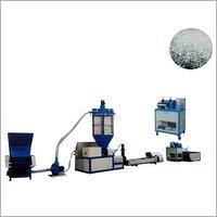 EPS Pelletizer Machine