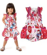 Baby Girls Cotton Frock