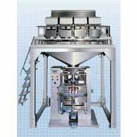 Track Liner Weigher Bagging Machine