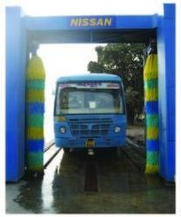 Drive Through Bus/Truck Wash System