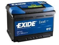 Battery (Exide Excell)