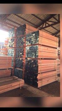 Red Meranti Export Wood