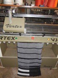 Semi Jacquard Computerized Flat Knitting Machine