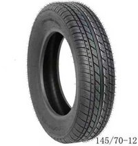 High Speed Vacuum Car Tyres 145/70-12