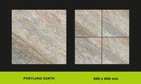 Exterior Floor Digital Vitrified Tiles - 16 mm