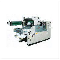Single Color Non Woven Bag And Fabric Printing Machines