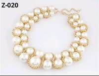 Pearl Ladies Neckpiece