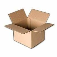 Slotted Carton Box
