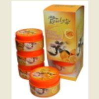 Body Butter Massage With Orange Extract