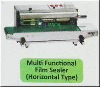 Multi Functional Film Sealer (Horizontal Type)