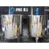 Pasteurizing Tank