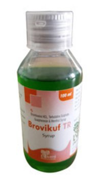 Terbutaline Bromhexine Guaphenesin Syrup