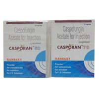 Caspofungin Acetate Injections