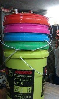 Plastic Buckets (20 Ltrs)