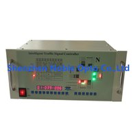 City Power LED Traffic Light Controller System