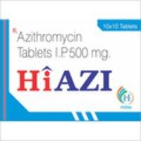 Azithromycin Dihtdarete Tablets