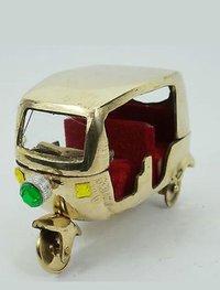 Brass Auto Miniature