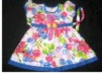Printed Kids Frocks