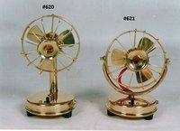 Brass Baby Fans