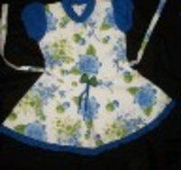 Cotton Based Fancy Girl Frocks