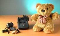 Teddy Bear Security Hidden Camera
