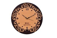 Fancy Wooden Wall Clocks