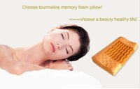 Magnetic Therapy Memory Foam Pillow