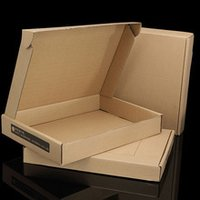 Brown Paper Corrugated Boxes Printing Service
