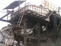 Heavy Duty Stone Crushing Plant