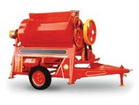 Automatic Wheat Thresher