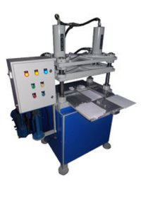 Hydraulic Envelope Cutting Machine