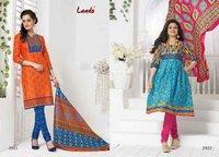 Ladies Unstitched Suit Fabrics