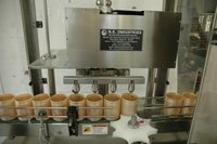 Cream Filling Machinery
