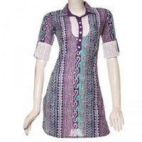 Ladies Cotton Kurtis Full Sleeve