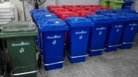 Biomedical Waste Bin - Hands Free With Foot Pedal