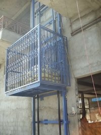 Durable Hydraulic Goods Lift