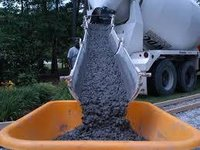 Commercial Ready Mix Concrete