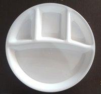 Plastic 4 Partition Plates