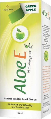 Aloe E Moisturizing Lotion