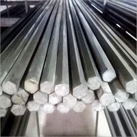 Hexagonal Steel Bright Bars