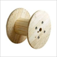 Wooden Round Cable Drum