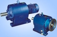 "Helical Geared Motor Series ""P"""