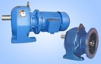 """Super A"" Series Helical Geared Motor"