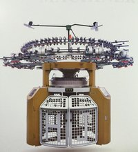 High Speed Multi-Feeder Double Jersey Circular Knitting Machine